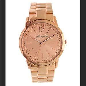 Kenneth Cole New York Jules + James Watch